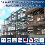 Costruzioni d'acciaio pre fatte ben progettate standard della Francia