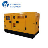 Wassergekühltes 112kw Lovol leises Dieselgenerator-Set