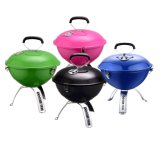 Hot Sale Fashion ronde Portable Barbecue pour Outdoor Camping