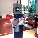 급류 기계를 인쇄하는 1개의 색깔 의복 꼬리표 또는 레이블 스크린