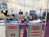 Stailessの鋼鉄医学のトロリー病院の薬のトロリーか薬のカート