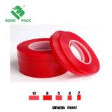 4965 Band van het Huisdier van de Kanten van de kwaliteit de Acryl Zelfklevende Dubbele Rode voor Elektronisch