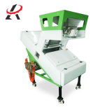 卸売販売のための情報処理機能をもったプラスチックカラー選別機
