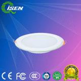 quadro comandi di superficie del LED del tondo 24W