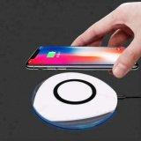 Qi Wireless Cargador para iPhone 8 enchufe Iphne X teléfono móvil Samsung