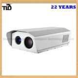 Videosorveglianza termica del CCTV dell'alloggiamento IP66 di immagine del laser