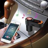 Trasmettitore universale Bluetooth di Bluetooth FM dell'automobile del giocatore di MP3 dell'automobile di Bluetooth del kit dell'automobile dell'automobile Handsfree