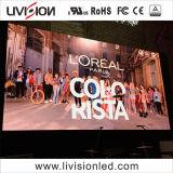 P3.91 Indoor location vidéo plein écran LED de couleur