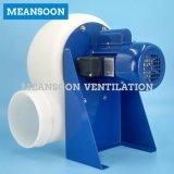 160 conduit circulaire en plastique de l'extraction chimique le ventilateur