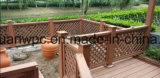 庭の装飾のために囲う木製のプラスチックComposited