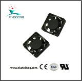 4010 ventilatore piccolo elettrico di raffreddamento senza spazzola H di CC del cuscinetto idraulico di 5V -24V