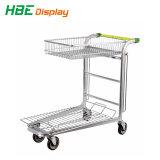 Supermarkt-Lager und Logistik-Laufkatze für Verkauf