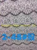 Lace Flower Tecido Lycra Fashion mulheres acessórios de vestuário