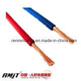 câble 300V/500V Non-Engainé à un noyau de cuivre avec le conducteur flexible pour le fil de boîtier