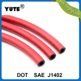 "3/8 ""DOT Aprovado Flexível resistente ao calor Red Air Brake Hose"