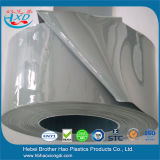 Rideau opaque en bande de PVC de gris