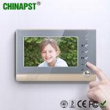 Neue Wohnungs-videotür-Wechselsprechanlage mit dem Foto, das Funktion (PST-VD07R-ID, nimmt)