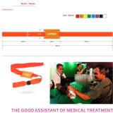 Pulseira colorida NXP MIFARE Bracelete Ultralimétrico Cinto de Nylon / Tecido