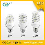 세륨과 모든 시리즈를 가진 새로운 높은 PF LED 32W 나선형 전구
