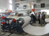 Empaquetadora plástica de la máquina del LDPE Jc-1800 de la película de la capa de calidad superior del estirador