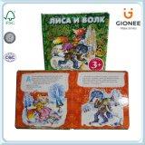 Costume Eco-Friendly livro impresso da história das crianças