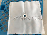 여과 프레스 (PP 6380)를 위한 미크론 필터 피복 PP 필터 피복