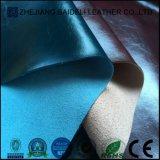 O mobiliário de couro de PU/PVC