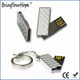 Diamant-überzogener Speicher-Stock mit Schlüsselkette (XH-USB-036)