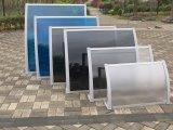 De Europese Schaduwen van het Venster van het Aluminium van de Stijl DIY Geassembleerde Afbaardende