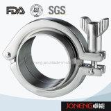 Tri-Струбцина нержавеющей стали санитарная (JN-CL2001)