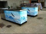 냉각탑을%s 가진 5-Ton/24 시간 제빙기 구획 얼음 만드는 기계