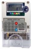 Связь кнопочной панели GPRS одиночной фазы с счетчиком энергии системы Dlms