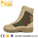 Liren Quick Wear Tela impermeável Botas militares do exército do deserto