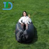 屋外の便利な長方形の旅行のための膨脹可能なたまり場の空気ソファー
