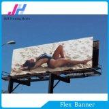Bandera de la flexión del PVC del formato grande