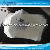 Quadratische untere Plastiktasche, die Maschinen-Brot-Beutel bildet