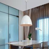 La moda moderna lámpara colgante colgante a decoración en aluminio