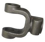 Collier de serrage en laiton pour raccords en tuyau