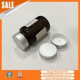 Leere Medizin-Flaschen-Metallaluminium-Überwurfmutter