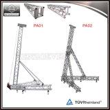 precio de fábrica de aluminio de la armadura de colgantes altavoces soporte de Line Array