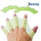 Swim-Handschuh-Flipper-vernetzte Finger-Handschuh-Paddel