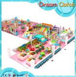 De fabrikant produceerde het Binnen Ongehoorzame Kasteel van de Speelplaats voor Kinderen