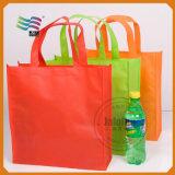 Sacs non tissés promotionnels pour supermarché ou boutique spécialisée (HYbag 007)