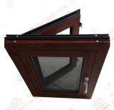 Nuevo tipo de ventanas abatibles de doble apertura (BHA-CW42)