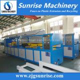 Perfil da linha de produção da extrusão do perfil do PVC da boa qualidade/PVC que faz a máquina