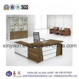 최신 판매 나무로 되는 가구 L 모양 관리 사무소 책상 (D1618#)
