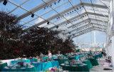 шатер свадебного банкета рамки алюминия 25m прозрачный для 1000 людей