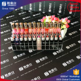 Partie supérieure du comptoir cosmétique d'organisateur de rouge à lievres acrylique clair chinois classique de modèle