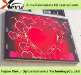 Pantalla al aire libre P8 del módulo de la visualización de LED del alto brillo que hace publicidad de la tarjeta Videowall