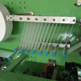 400PCS / min Velocidad de producción semi-automática de la servilleta sanitaria que hace la máquina